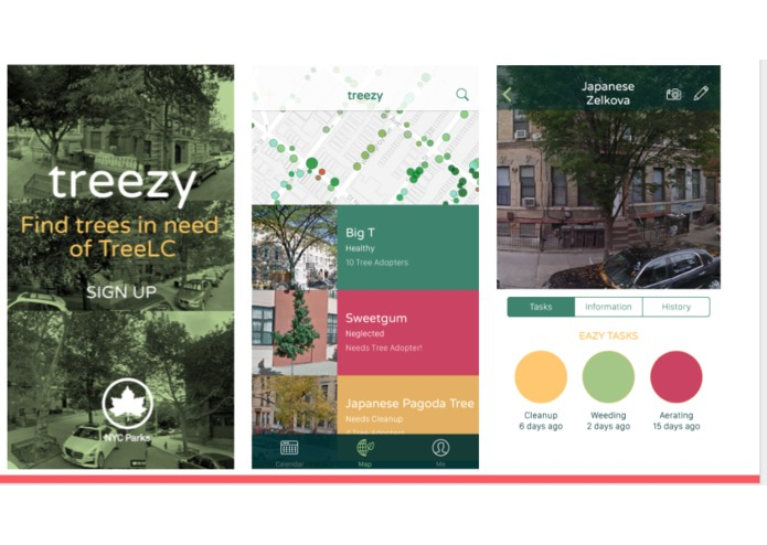 Treezy – screenshot 1