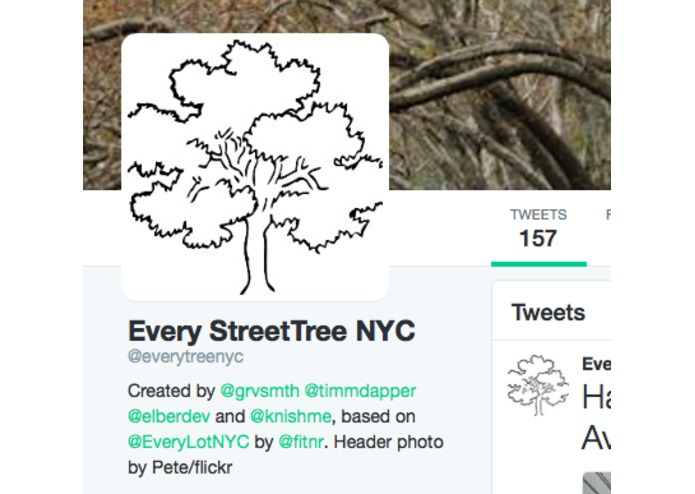 EveryTreeNYC – screenshot 1