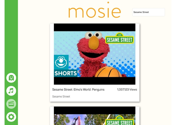 Mosie – screenshot 1