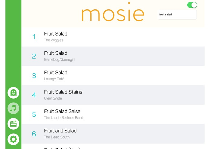 Mosie – screenshot 4