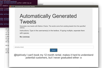 automatically-generated-tweets