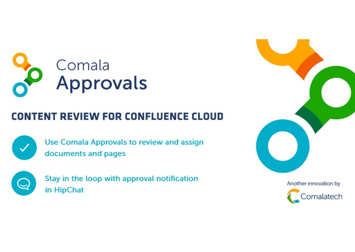 Comala Approvals for Confluence Cloud – screenshot 1