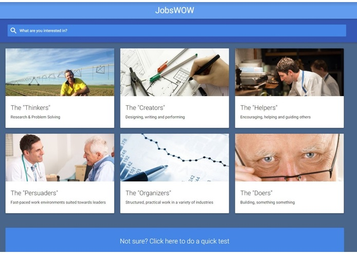 JobsWow – screenshot 2