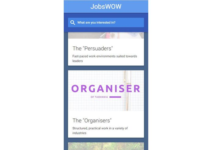 JobsWow – screenshot 3
