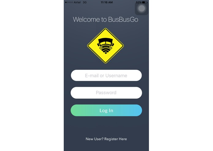BusBusGo – screenshot 3
