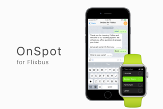 OnSpot for Flixbus