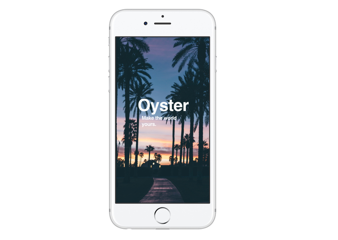 Oyster  – screenshot 1