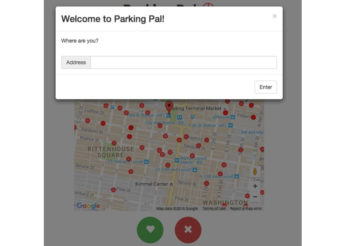 Parking Pal – screenshot 1