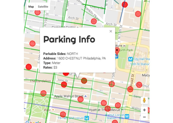 Parking Pal – screenshot 2