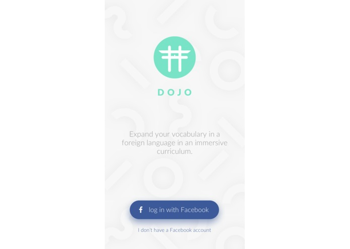 Dojo – screenshot 1