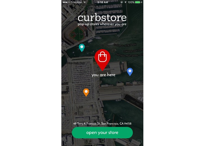 curbstore – screenshot 1