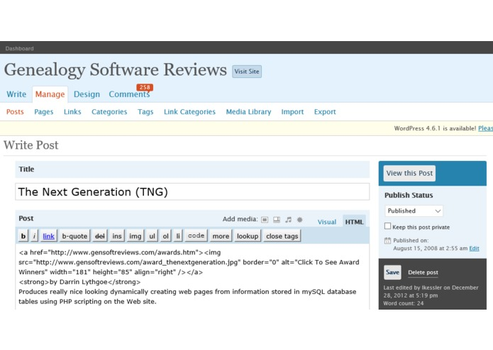 GenSoftReviews – screenshot 6