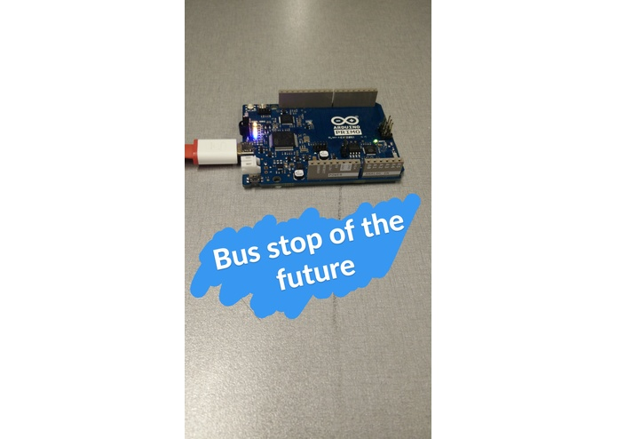 nanoTransit - A Web Bluetooth Transit Beacon System – screenshot 1