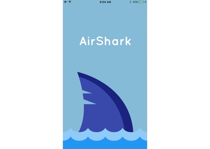 AirShark – screenshot 1