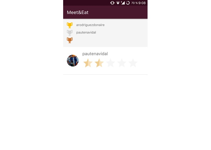 MeetAndEat – screenshot 10