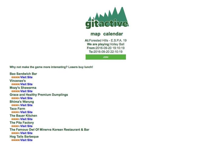 GitActive – screenshot 4