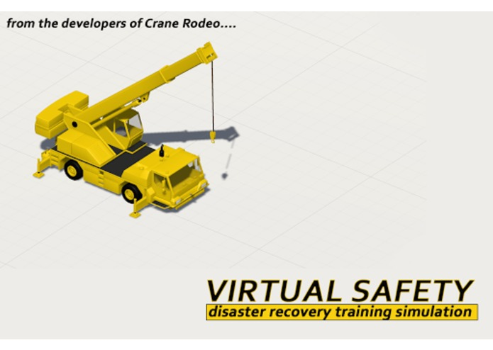 Disaster recovery training simulator – screenshot 3