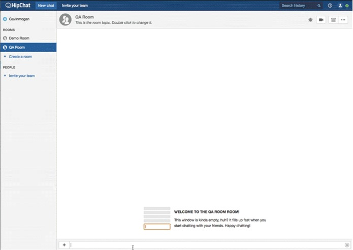 Sauce Labs for Hipchat – screenshot 1