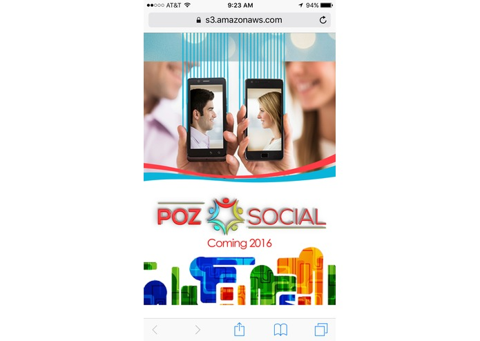 POZ SOCIAL- A Social App For People With HIV  – screenshot 6