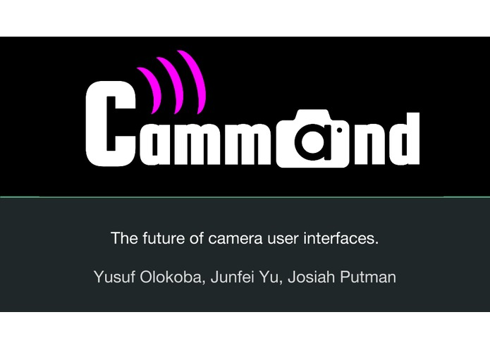 Cammand – screenshot 1