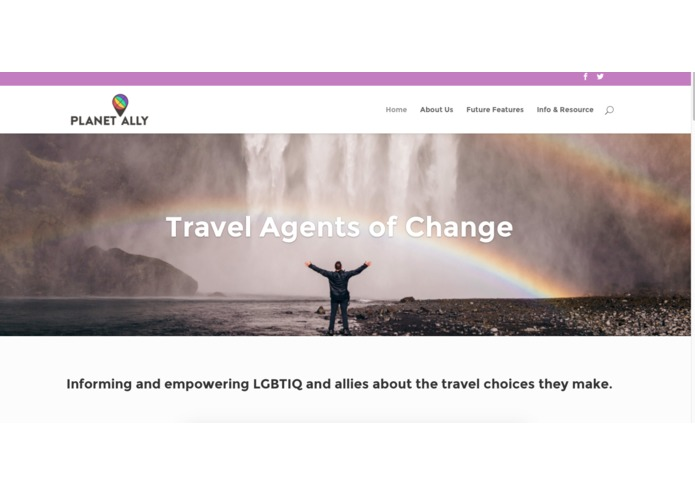 Planet Ally: Travel Agents of Change – screenshot 2