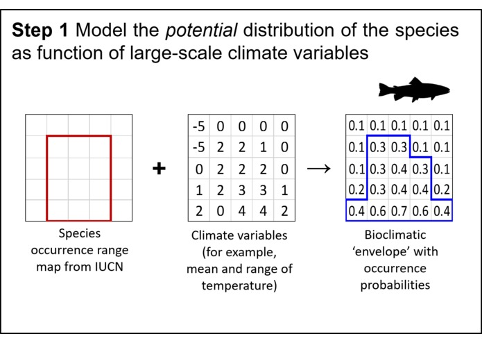 Towards global-scale species distribution models – screenshot 2