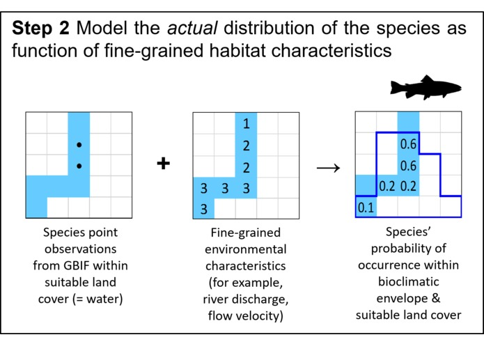 Towards global-scale species distribution models – screenshot 3