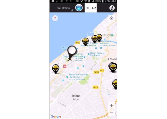 Moroccan Shared Taxi App – screenshot 18