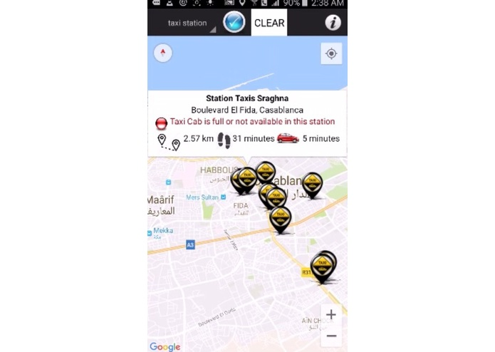 Moroccan Shared Taxi App – screenshot 12
