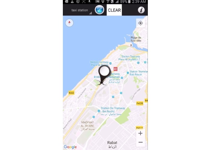 Moroccan Shared Taxi App – screenshot 17