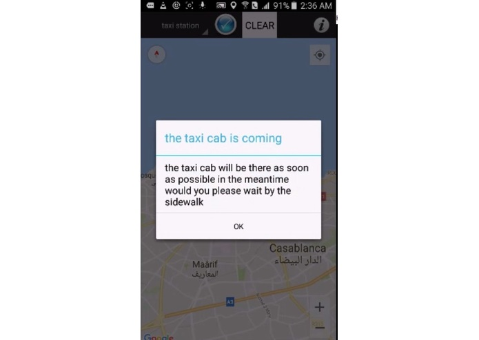 Moroccan Shared Taxi App – screenshot 6