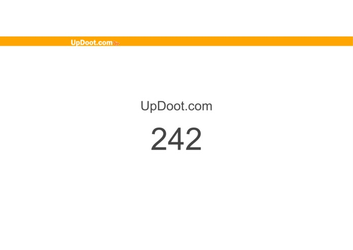 updoot.com – screenshot 3