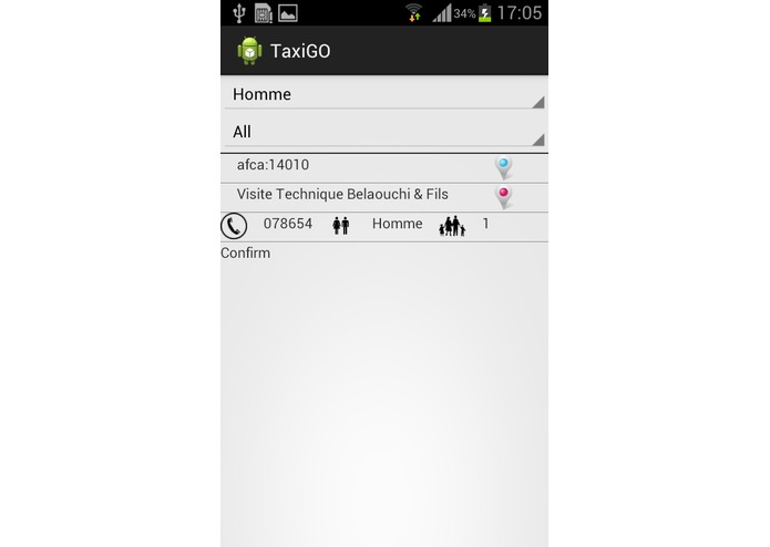 TaxiGO – screenshot 4