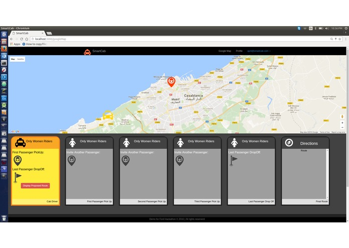 SmartCab – screenshot 5