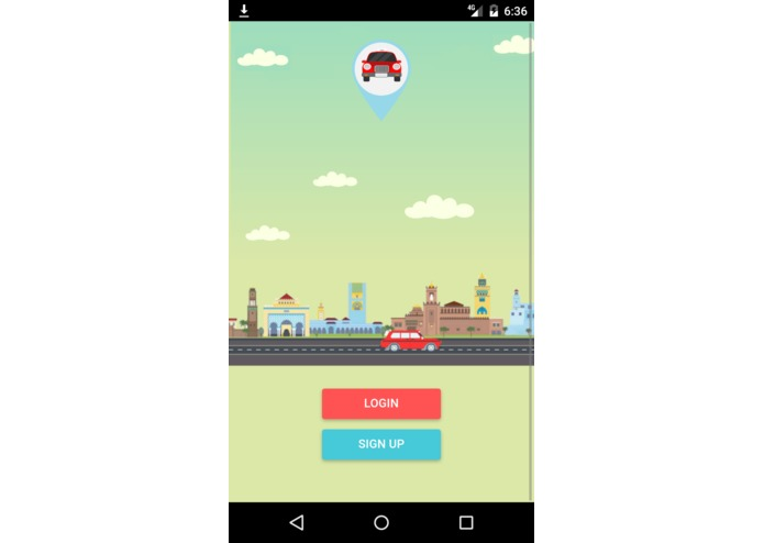Taxicabs Mobility Challenge – screenshot 1