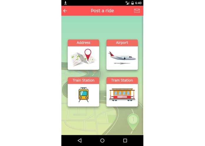 Taxicabs Mobility Challenge – screenshot 5