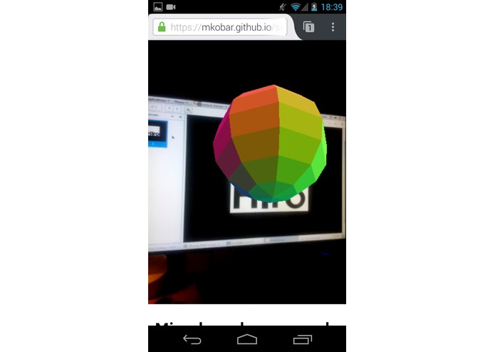 NoApp AR – screenshot 3