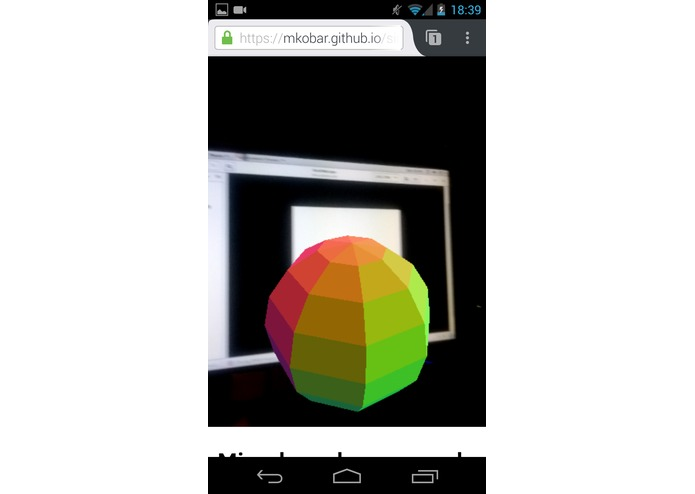 NoApp AR – screenshot 5