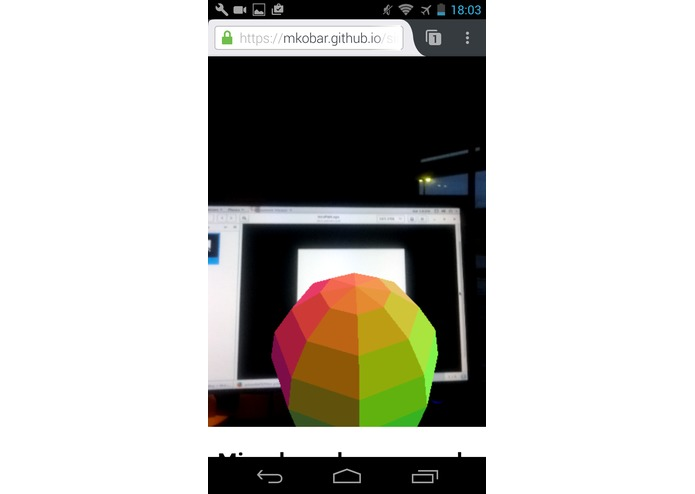 NoApp AR – screenshot 8