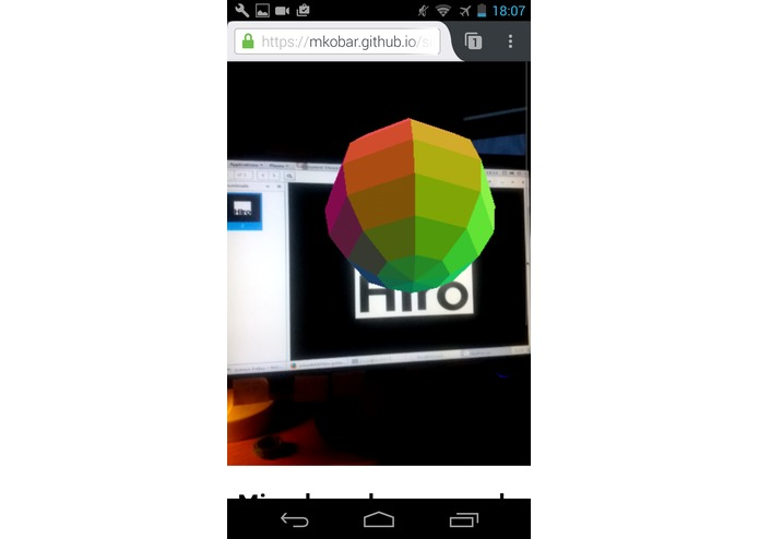 NoApp AR – screenshot 11