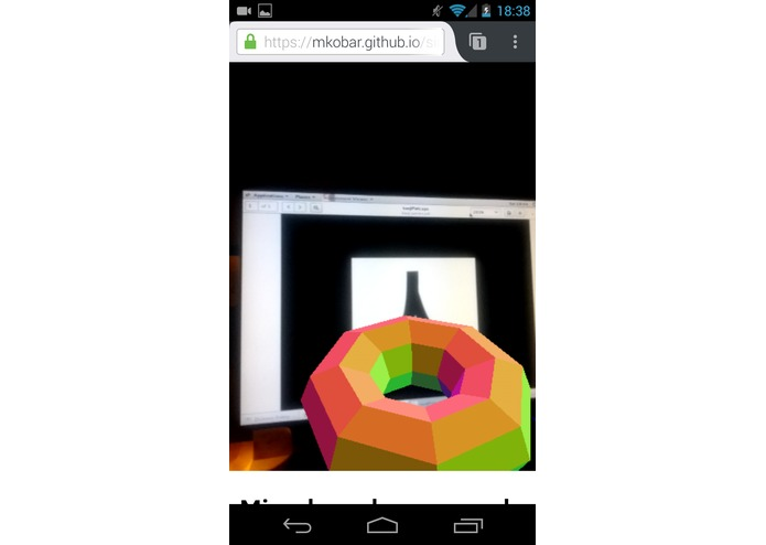 NoApp AR – screenshot 12
