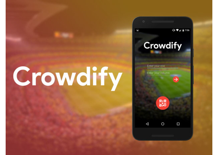Crowdify – screenshot 1