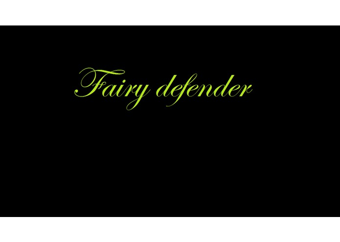 Fairy Defender – screenshot 1