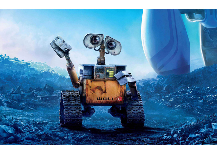 Wall-E, your path guide – screenshot 2