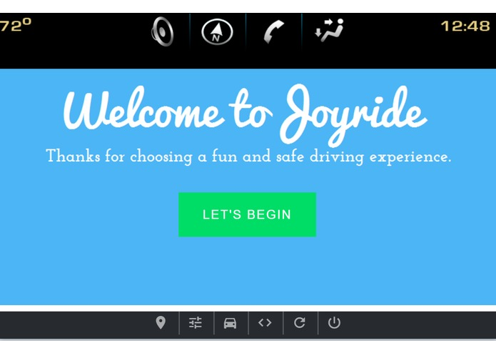 Joyride – screenshot 1