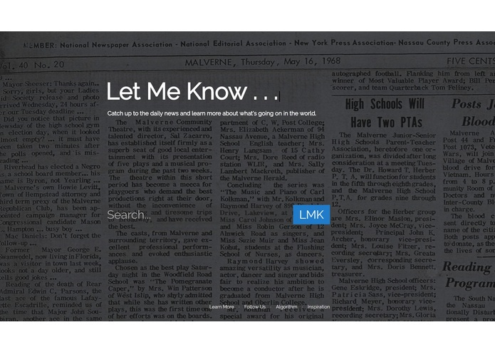 Let Me Know – screenshot 1