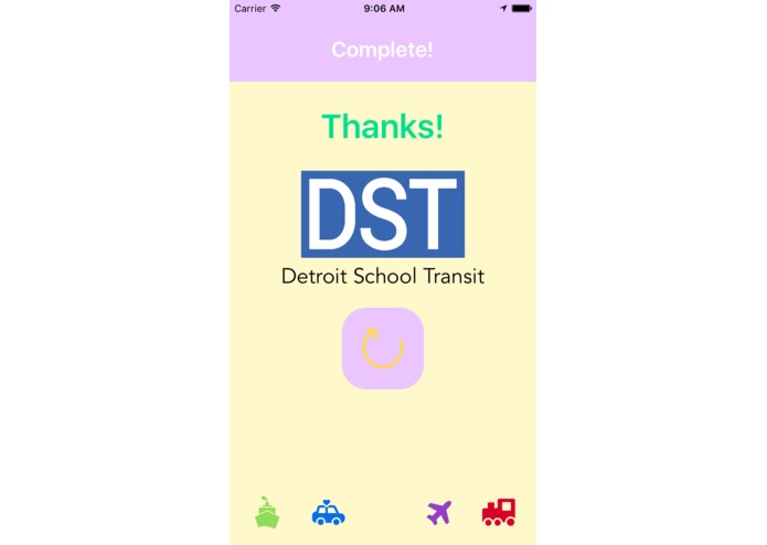 Detroit Student Transit – screenshot 5