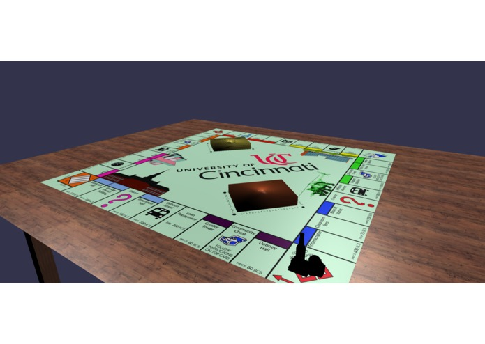 UC Monopoly – screenshot 3