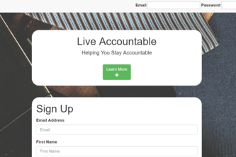 Live Accountable