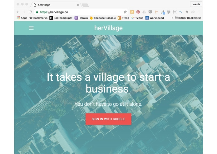 herVillage – screenshot 1